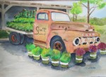LongHollowTruck painting
