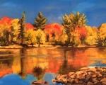 Fall Lake Alyx