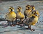 my ducks jpg 8x10